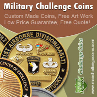 Challenge Coins | Military Challenge Coins